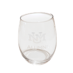 LXG Wine Glass UNM Alumni