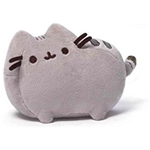 "PUSHEEN PLUSH 6""L GREY 4048095"