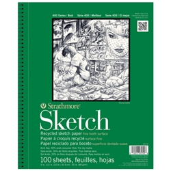 Strathmore Sketch Book 9 x 12 100 Pages