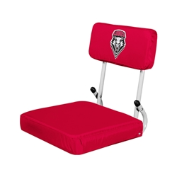 LCI Hardback Seat Lobos Shield Red