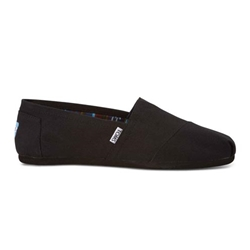 3952ecf3269 UNM Bookstore - Men s Toms Shoes Classic Canvas Black