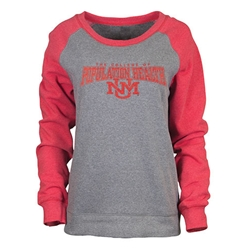 Women's Ouray Crew Collge of Population Health Red & Grey