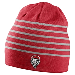 UNM Bookstore - Nike Beanie UNM Shield Red 1ef84607928