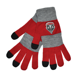 LogoFit Gloves Lobos Shield Red/Heather