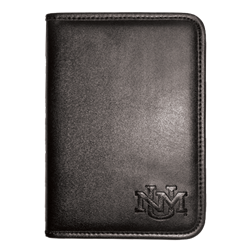 UNM Junior Black Pad Portfolio Black