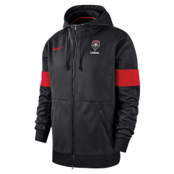 Men's Nike Jacket Lobos Lobo Shield Black/Red