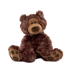 PHILBIN BEAR CHOCOLATE 320046
