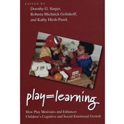 PLAY=LEARNING: HOW PLAY MOTIVATES AND ENHANCES CHILDREN'S COGNITIVE AND SOCIAL-EMOTIONAL GROWTH